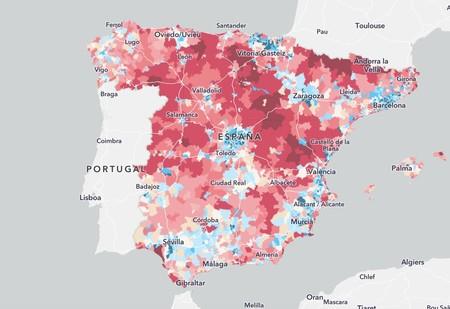 De Madrid a Gandía y de Barcelona a Palafrugell: el INE explica cómo nos movemos en España a través del rastreo de los móviles