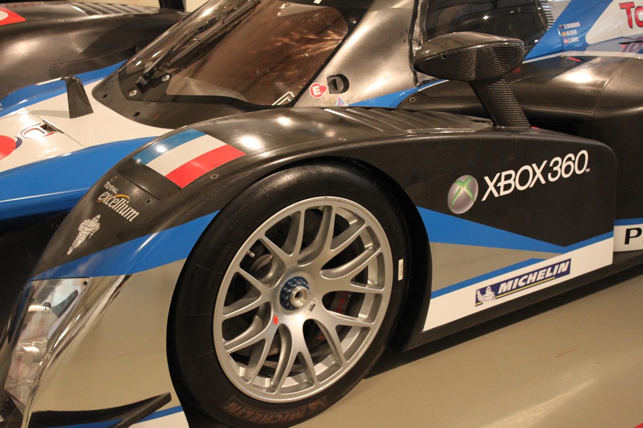 Foto de Museo 24 horas de Le Mans (188/246)
