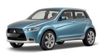 Galería del Mitsubishi Concept cX