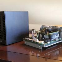 ASRock muestra lo compacto que son los sistemas Mini-STX con motherboard '5x5'