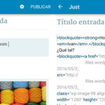 Wordpress por fin tiene un editor visual decente en su última beta