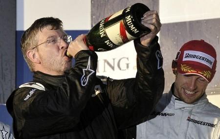 Y tras la paliza en Australia, en Brawn GP dicen que no iban a tope
