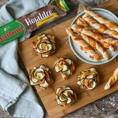 Recetas con hojaldre saladas: 5 propuestas sorprendentes