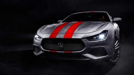 Maserati Ghibli Fuori Serie Corse 2020 1