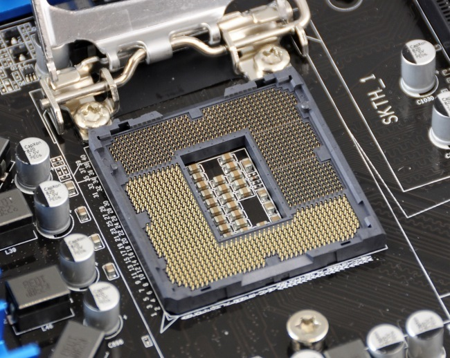 Intel socket LGA 1155