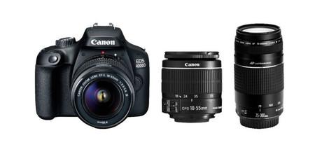 Canon Eos 4000d Dc Lens Kit