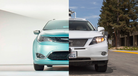 Lexus Vs Pacifica
