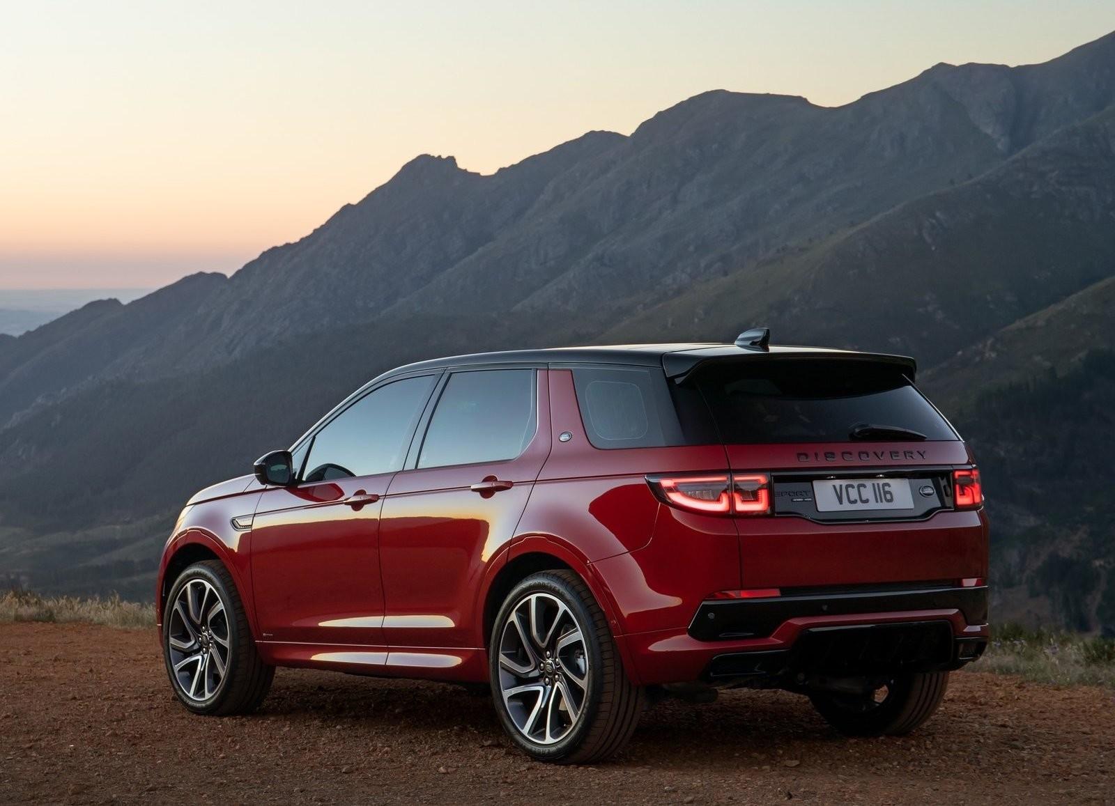 Foto de Land Rover Discovery 2020 (17/24)