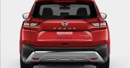 Nissan X Trail Filtrado 2