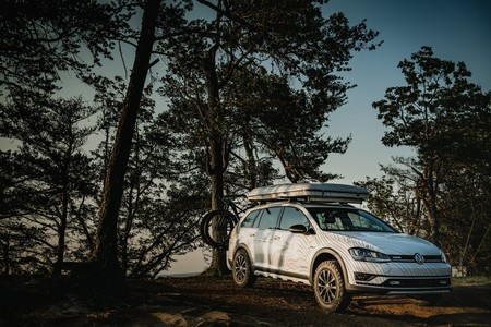 Vw Golf Alltrack Country Concept 1