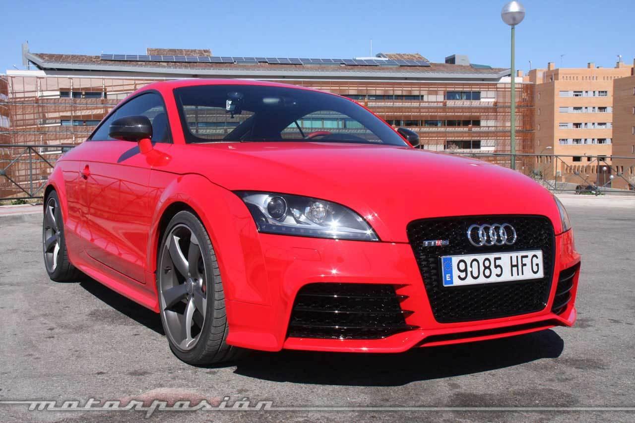 Foto de Audi TT RS S-Tronic (miniprueba) (46/51)