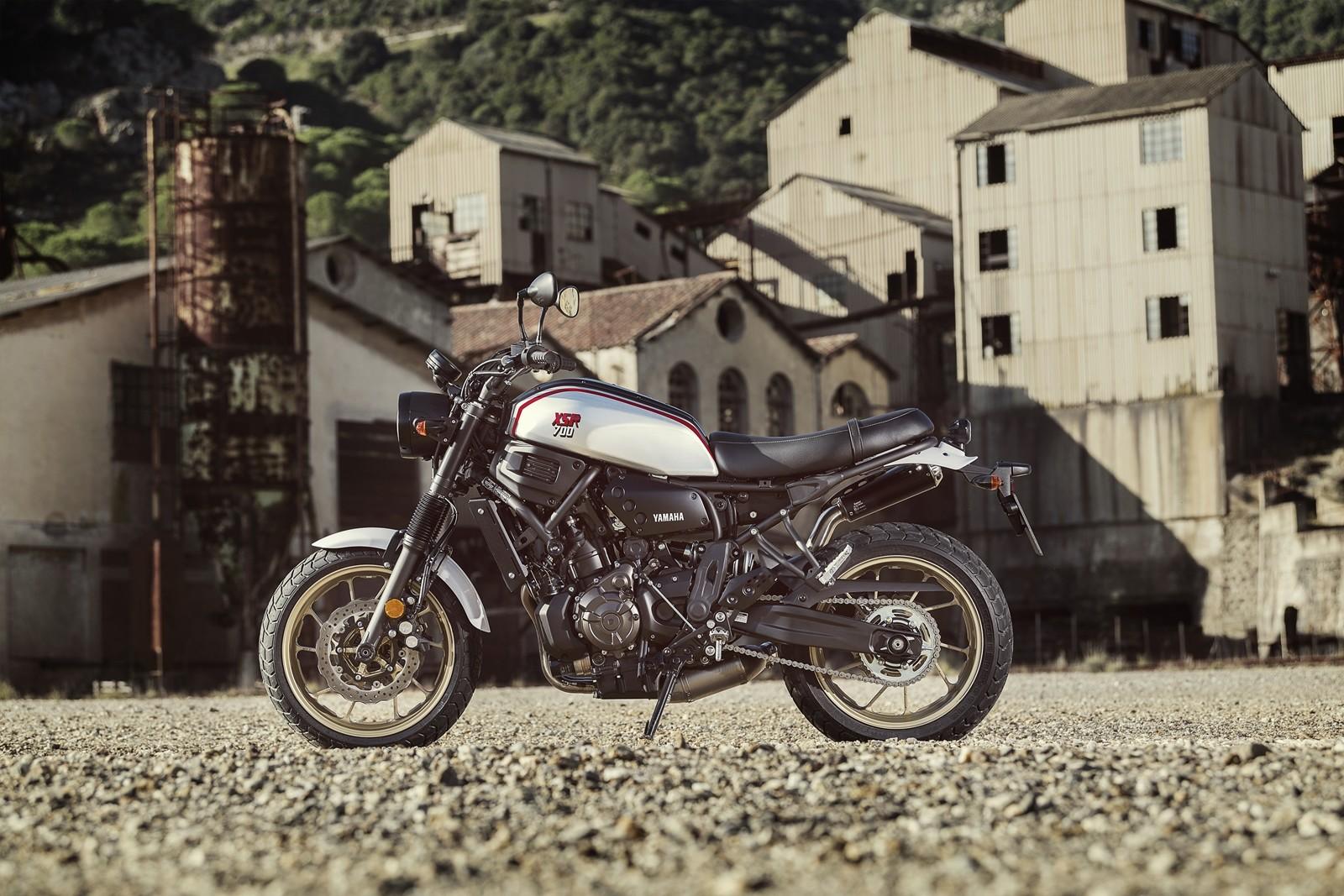 Foto de Yamaha XSR700 XTribute 2019 (5/20)