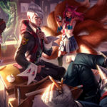 ¡Un festín para la vista! Ya puedes ver totalmente gratis el libro de arte digital de League of Legends