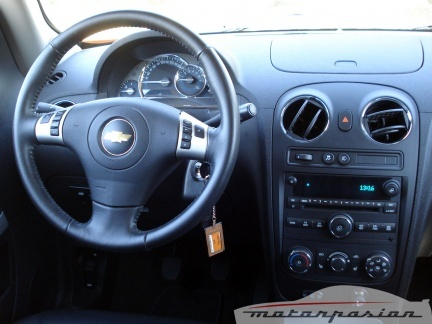 Chevrolet Hhr Prueba Parte 1