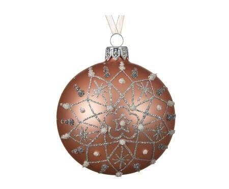 Bola de Navidad bronce