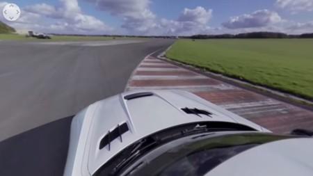 Ya puedes darte una vuelta con The Stig en este vídeo de 360 grados