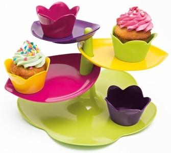 Sweety Dessert Cups, flores para servir tus mejores postres y otras muchas cosas
