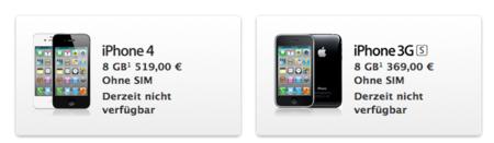 Motorola bloquea la venta de productos en la tienda online alemana de Apple