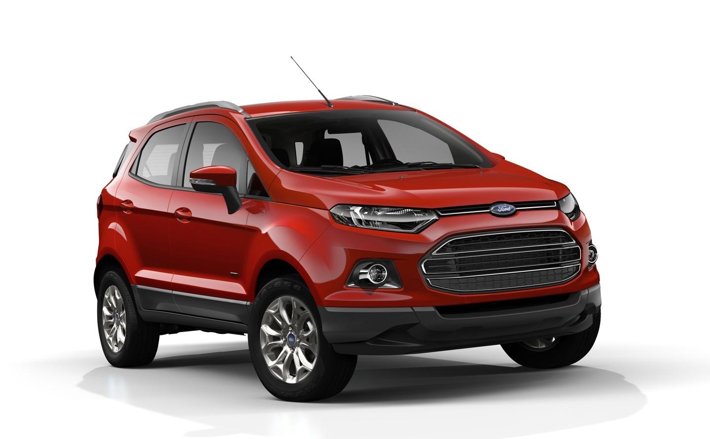Foto de Ford EcoSport (5/6)