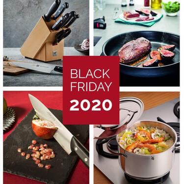 Black Friday 2020: las mejores ofertas en baterías, sartenes, utensilios y menaje de cocina