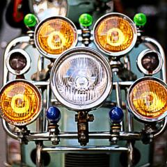 Foto 5 de 14 de la galería scooter-clasicos-faros-y-retrovisores-a-go-go en Motorpasion Moto