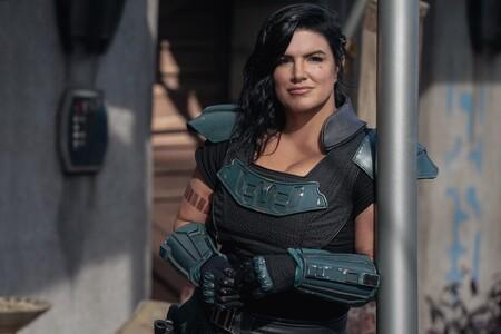 Gina Carano, actriz que interpreta a Cara Dune en 'The Mandalorian' fue despedida de la serie y el futuro de Star Wars, según reporte