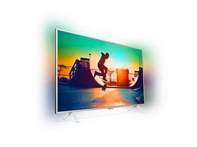 """Además de 4K, smart TV y 55"""", con la Philips 55PUS6432 tienes Ambilight por 749 euros en PcComponentes"""