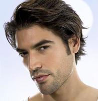 Peinados para hombre : verano 2008