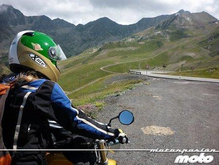 Rutas en moto con noche de hotel incluida