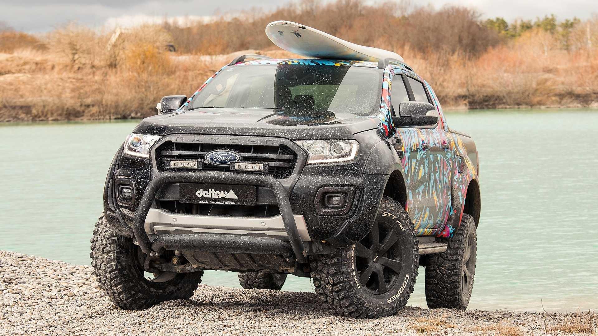 Foto de Ford Ranger por delta4x4 (15/20)