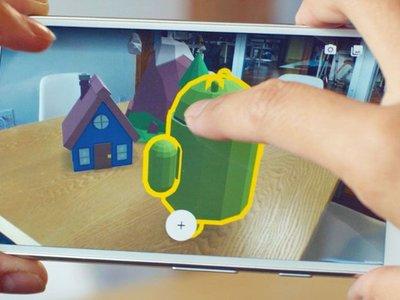 Google muestra algunas de las capacidades de la nueva realidad aumentada de Android
