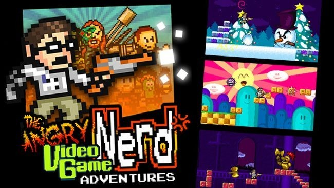 The Angry Video Game Nerd Adventures