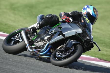 Kawasaki H2r 2