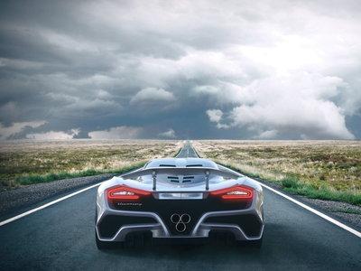Video: Hennessey presentará el Venom F5 de 480 km/h en el SEMA Show de Las Vegas