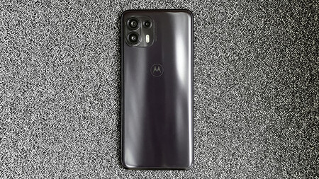 Motorola Edge 20 Lite Trasera