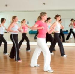 Aumenta la intensidad de tus clases de aeróbic y step
