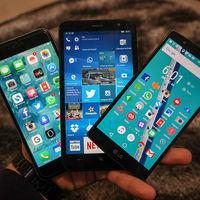 Los números no dejan en buen lugar a Windows en móviles y su cuota de mercado, que sigue bajando