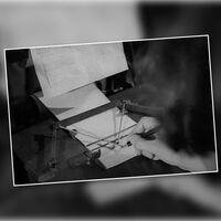 El Telewriter transmitía hace un siglo la escritura a mano y dibujos transformando el movimiento del lápiz en señales