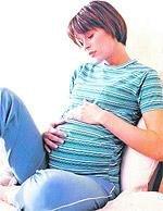 Síntomas del parto prematuro
