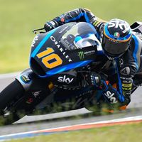 Luca Marini domina en Mugello y Nicolò Bulega pone una Moto2 a más de 300 km/h por primera vez en la historia