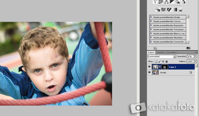 Truco Express: Cómo ajustar la piel utilizando el canal Rojo en Photoshop