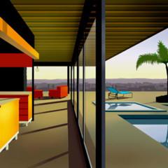 Foto 2 de 7 de la galería los-anos-50-en-lustraciones-de-oren-sherman en Decoesfera