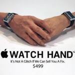 La solución a los problemas con los tatuajes del Apple Watch