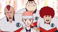 Lacoste L!ive by Sanghon Kim: una colección cápsula inspirada en el manga japonés