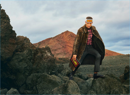 Fendi Fall Winter 2017 Mens Campaign 005