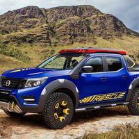 Nissan Frontier Sentinel Concept, una troca con inspiración carioca y look aventurero
