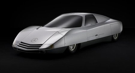 Intento de robo de un prototipo histórico Mercedes