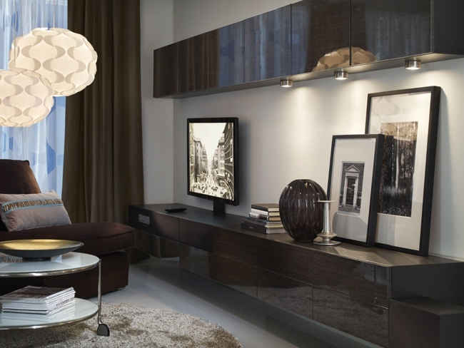Televisiones cada vez m s grandes para casas cada vez m s for Diferencia entre halla y living room