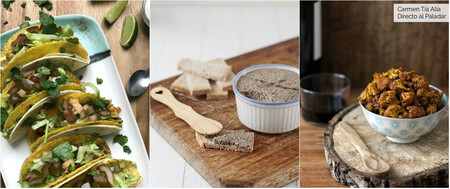 Once recetas de aperitivos veganos para el picoteo del finde