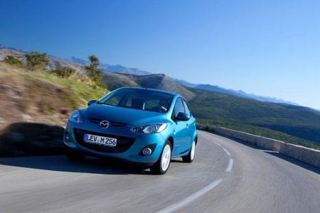 El Mazda 2 eléctrico verá la luz el próximo año
